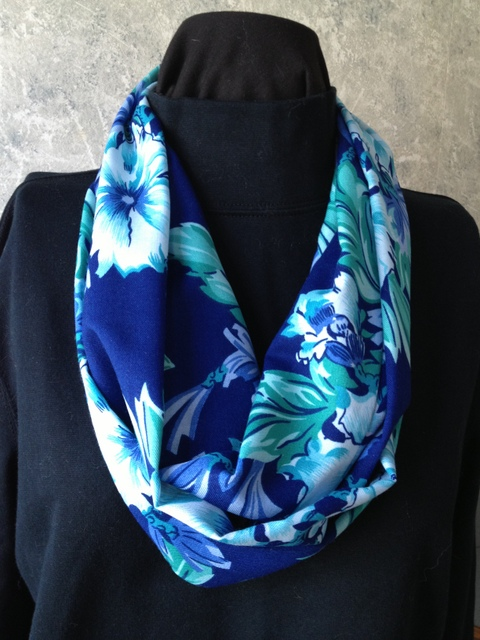 fabric grain infinity scarves coast to coast crafts