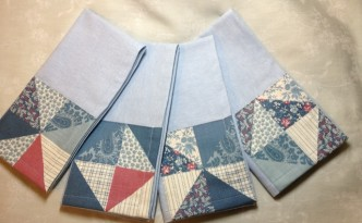 Quilt Look Napkins 2