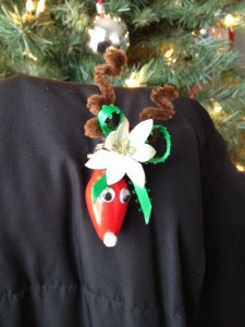 Sue's reindeer