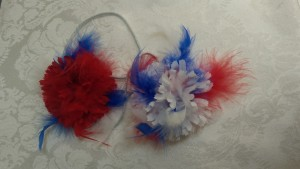 Two Fascinators