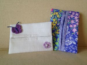 Pocket Tissue Holders