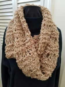 beige-drop-stitch-scarf