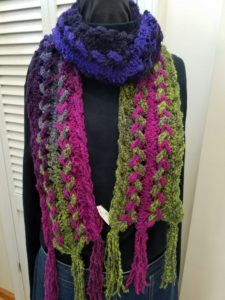 purple-hairpin-scarf