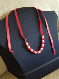 red-necklace