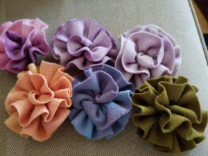 wool-flowers