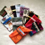 Fabric Gift Card Holders