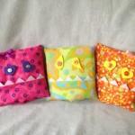 Girly Monster Pockets