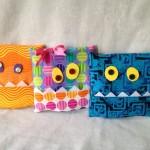 Bright Monster Pockets