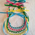 Dainty Ribbon Necklace 1