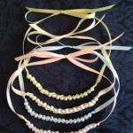 Dainty Ribbon Necklace 2