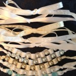 Ribbon and Pearl Necklace 4