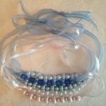 Sheer Ribbon Necklace 1