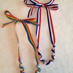 Twisted Ribbon Necklace 4